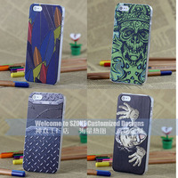 3D Embossed Phone Case For iphone5 Looking For Strong Distributers