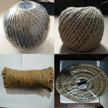 pp cable filler yarn/polyester sewing thread/packing rope/jute twine