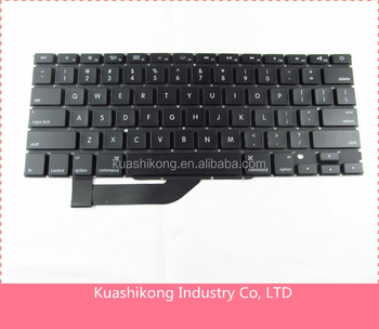 Laptop keyboard original brand new for A1398 2013 2014 2015year US keyboard