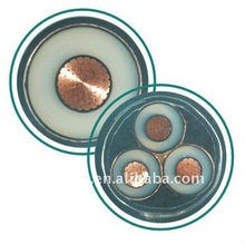successful sale power cable high voltage grounding power cable