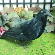 black bird decoys realistic life size artificial crows wholesale