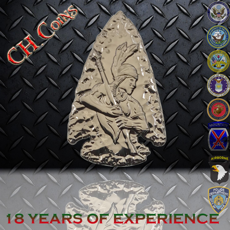 Custom military challenge coin antique coin custom coin with cheap price