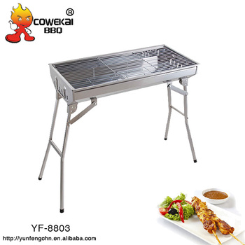 Indoor party charcoal bbq grills