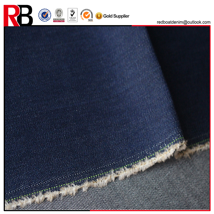 100% cotton harem pants denim jeans fabric for men