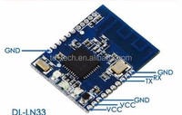 2.4G wireless ad hoc network serial port transceiver module cc2530