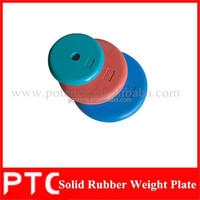 Crossfit Bumpers Rubber Barbell Plates