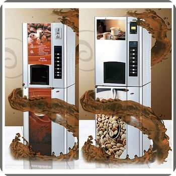 coin operated coffee vending machine price