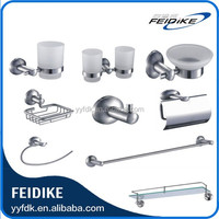 Feidike SA1200 stainless steel bathroom accessories,bathroom hardware set