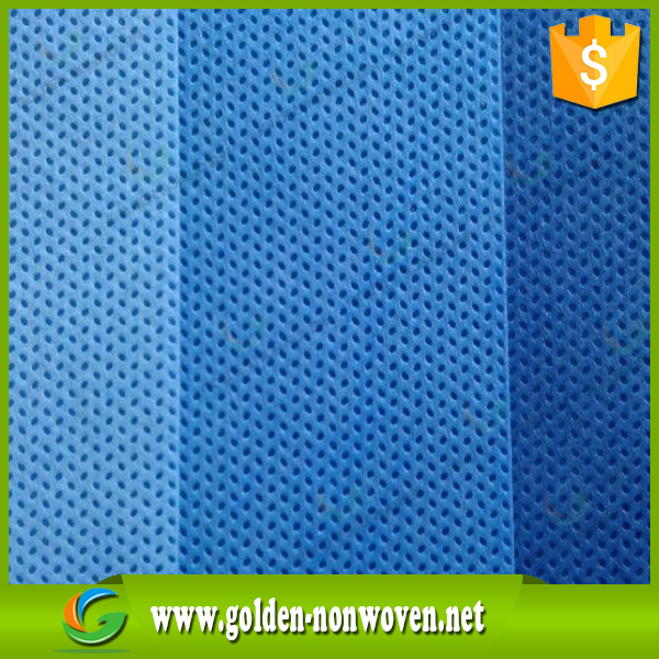 Recycled 100% polypropylene fabric, China textile, sms nonwoven fabric