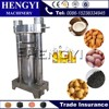 Hot sell vertical hydraulic stainless sesame oil press machine/copra idesia oil expeller