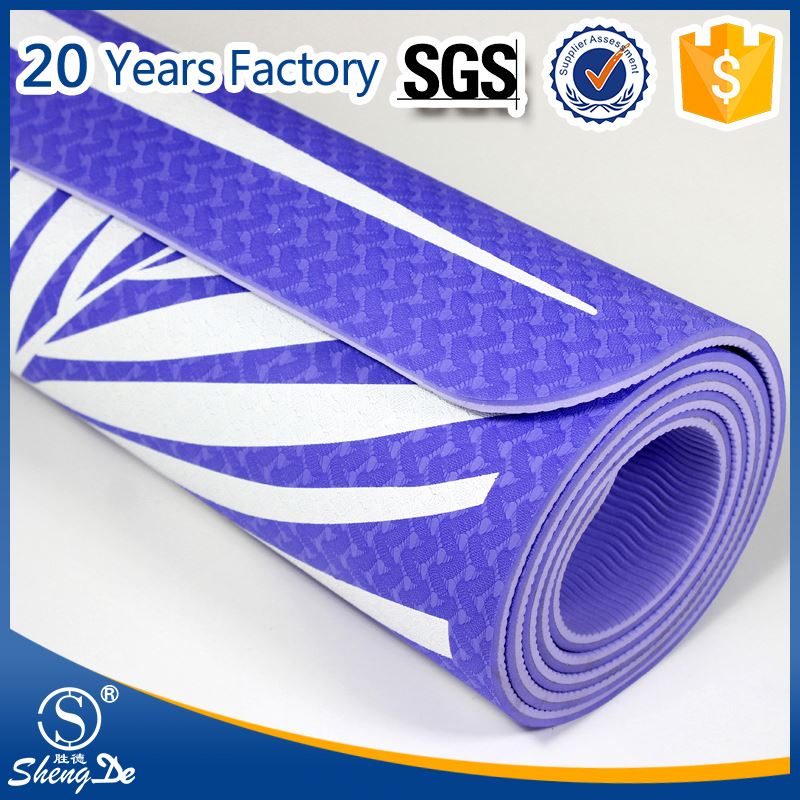 "custom wholesale fitness flow 72"" yoga mat eco friendly"