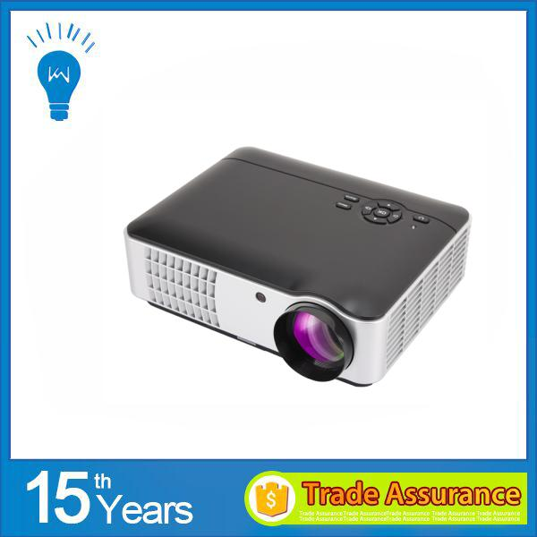 Newest 5.8 inch LCD display /projector Home Theater beamer multimedia proyector Full HD 1080P 150W
