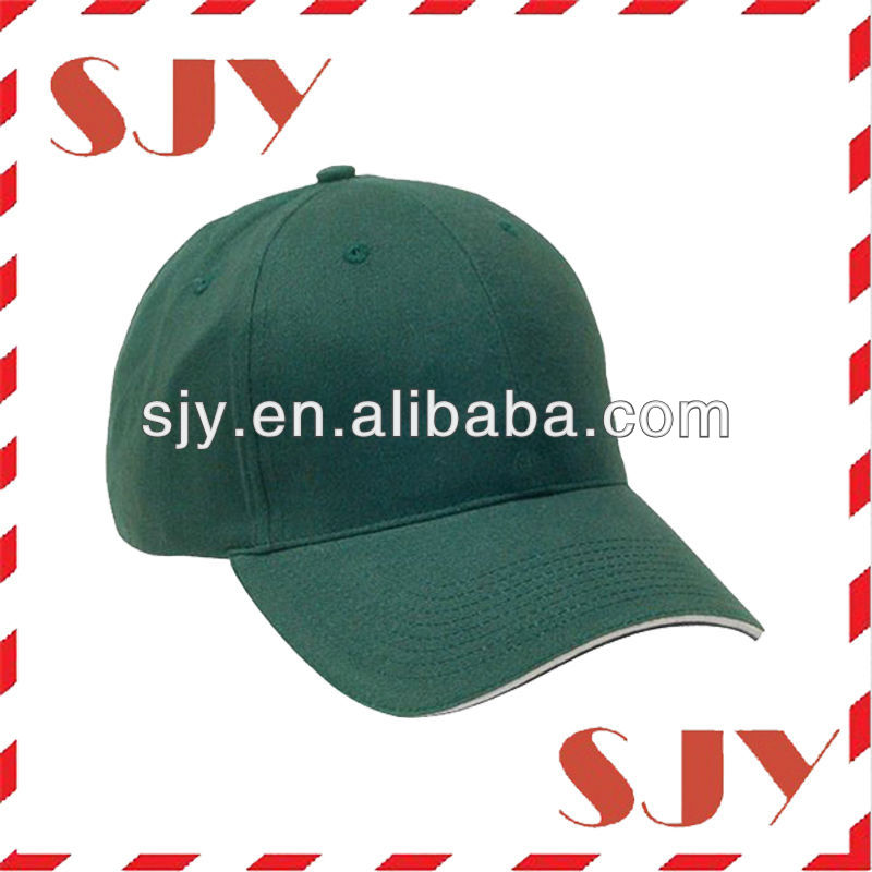 wholesale custom made of recycled material 5 panel plain cap sunmmer hat