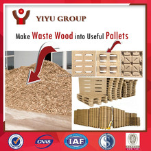 Euro Paletts, compressed wood pallet for shipping
