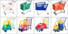 baby supermarket trolley cart