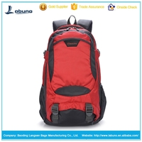hiking sports backpack nylon wholesale