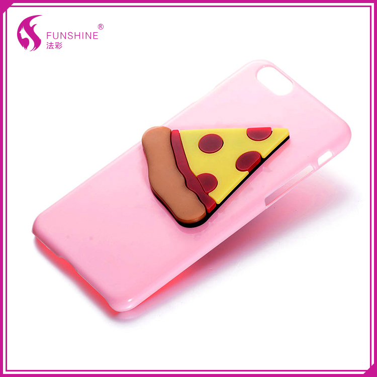 Factory design cellphone cases with mirror cake phone case