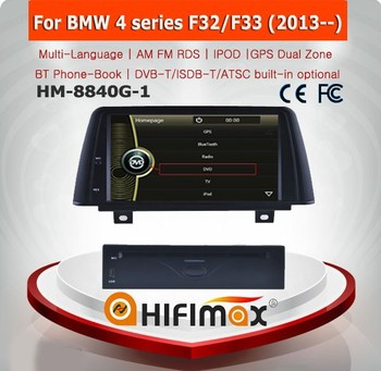 HIFIMAX WIN CE 6.0 Car radio audio stereo For BMW 1 series F20 (2011--) Car DVD player GPS navigation system