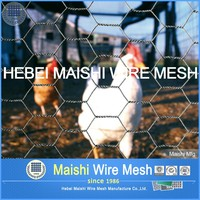 Hexagonal Wire Netting,Chicken netting,Poultry wire mesh