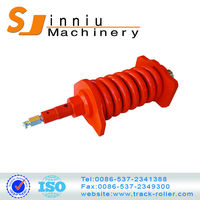 PC400-7 track adjuster,recoil spring,tension assy, for excavators