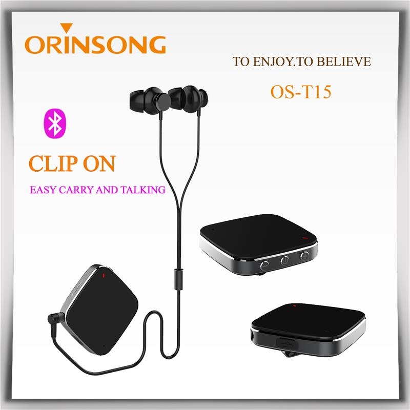 Innovative product without cable smartphone communication parts hifi stereo wireless bluetooth headphone