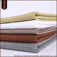 Thermo Suede Blackout Fabric for Drapery with 1 Pass, 2 Pass and 3 Pass Acrylic Coating