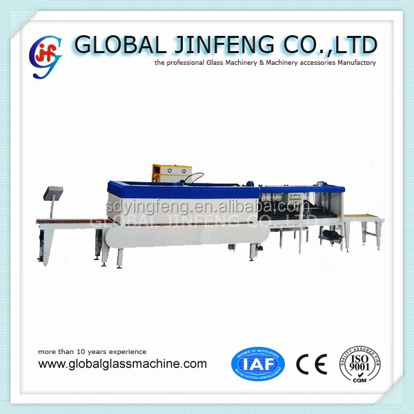 JFTM-0320-T-2 small size flat tempered glass oven, glass tempering furnace