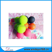 Silicone Back massage roller ball
