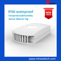 Smart digital bluetooth temperature monitor humidity sensor for smart office