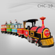 kiddie amusement park train ride used tourist trackless train for sale