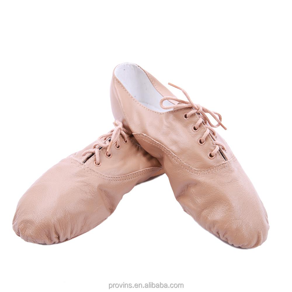 5360 shoes wholesale split sole leather ballet