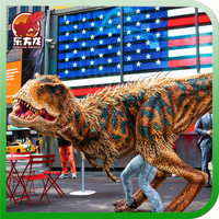Professional supplier of adult realistic dinosaur costume