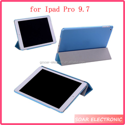 Wholesale Smart cover Shockproof tablet case for Ipad pro 9.7,fashion business tablet case for Ipad pro 9.7