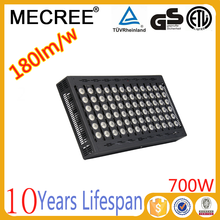 Super bright high power 700W720w750w led floodlight Gas Station/Garage/Tunnel Lighting/ Billboard Lighting/Building