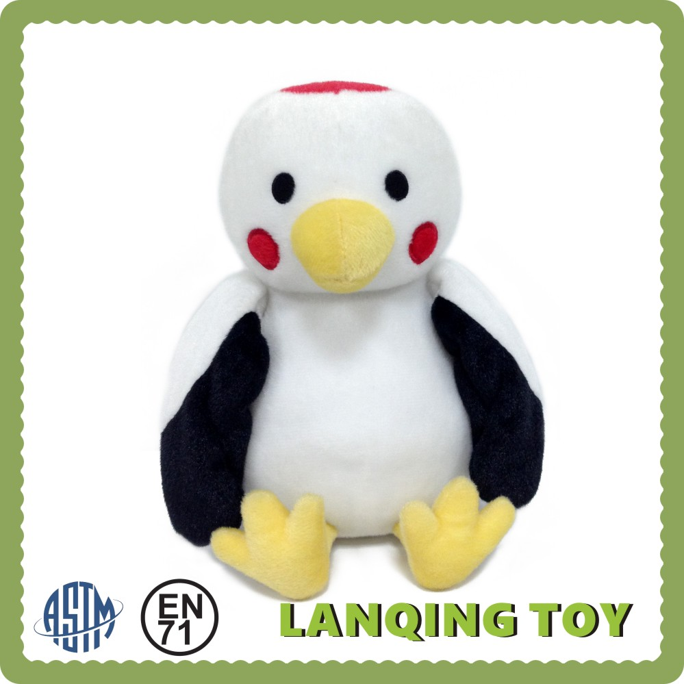 Customized Cheap Penguin Best Made Plush Toys Stuffed Animals With Sound