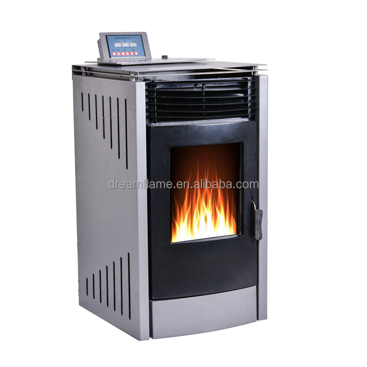 ECO-friendly 2017 Modern Design Pellet Stove/Fireplace