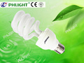 New product stock 220V T3 E27 Half Spiral halogen 15w Solar light