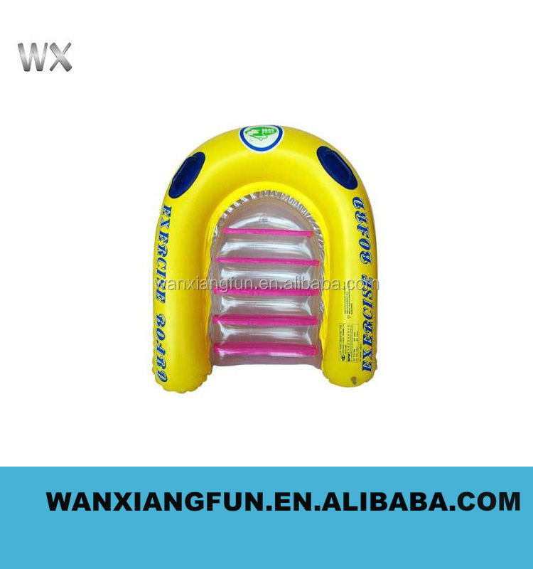High quality inflatable surfboard, PVC inflatable surfboard for kids