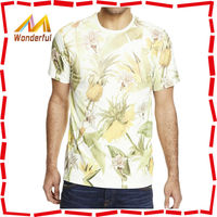 fashion clothing new design barcelona t-shirt wholesale for men 2014
