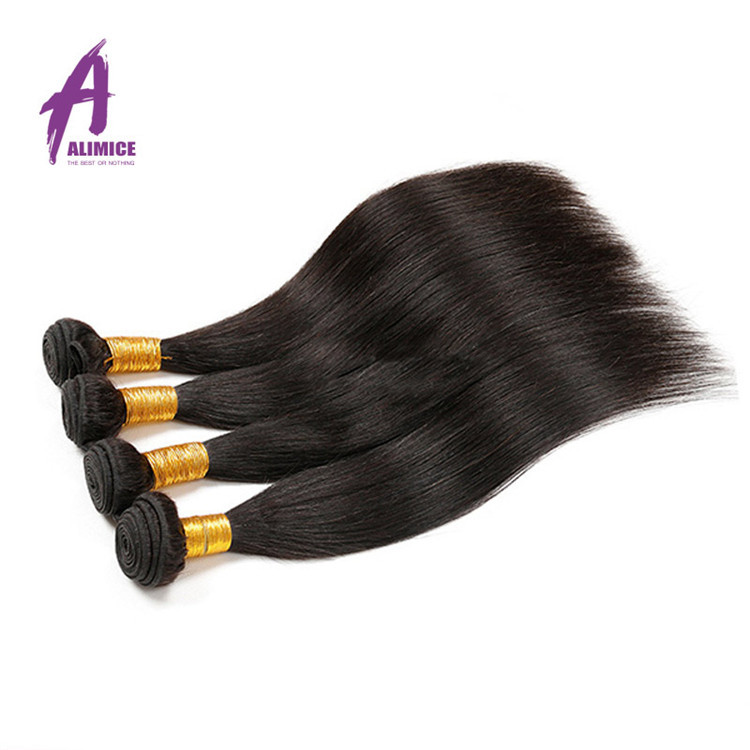 Cheap Weave Human Hair Online, Silky Straight Cheap Brazilian Human Hair Bundles, Brazilian Virgin Remy Human Hair Extensions