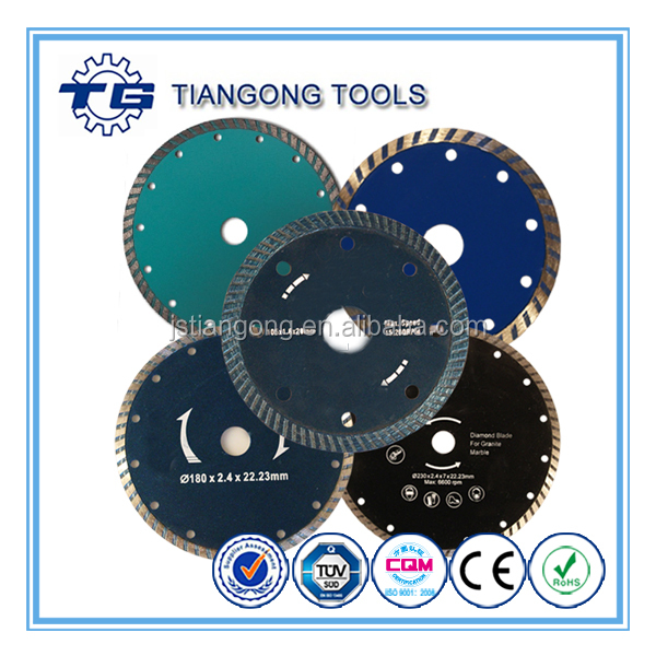 Tiangong Tools diamond tile saw blade ceramic porcelain cutting