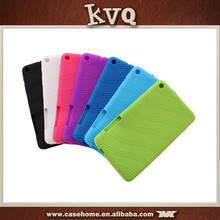 Protective Cover Colorful Soft Silicon Kids 7 inch Tablet Case