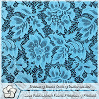 factory supply latest style african dry lace popular in lace market