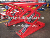 Sale Super Low Scissor Lift Movable Mid Rise Scissor Lift Used Car Scissor Lift