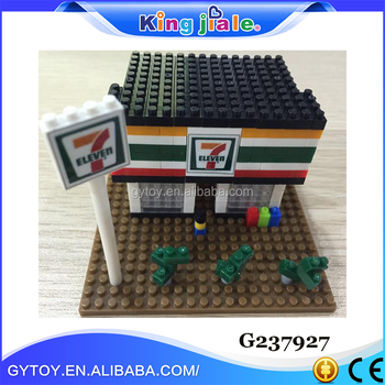 Hot selling plastic building blocks toys for kids