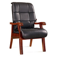 classic office furniture philippines wood relaxing chair IH205
