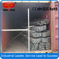 High Quality Chinese Standard QU70 Coal Mine Steel Rail for Sale