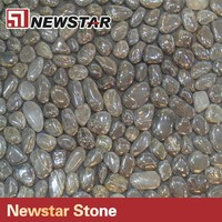 Decorative Pebble Stones Wall Finishes