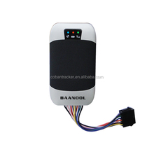 Remote Engine cut off GPS Car Tracker gps navigator with Internal GSM, GPS