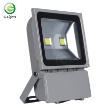 Die cast High lumen long life reflector retrofit outdoor ip65 cob omni stage 100w new led flood light